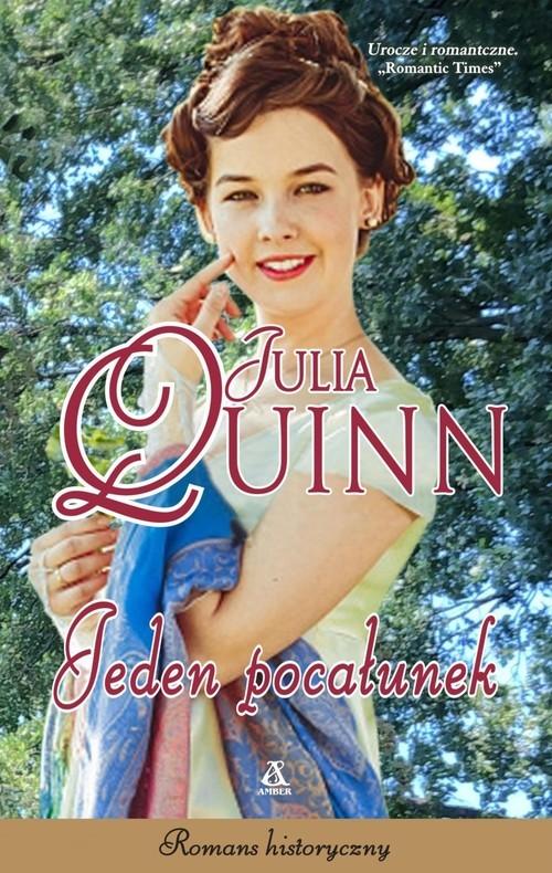 okładka Jeden pocałunekksiążka |  | Julia Quinn