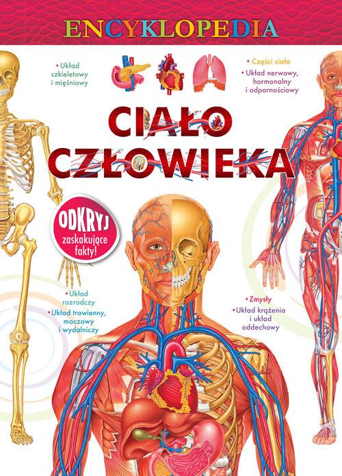 okładka Encyklopedia Ciało człowieka, Książka  