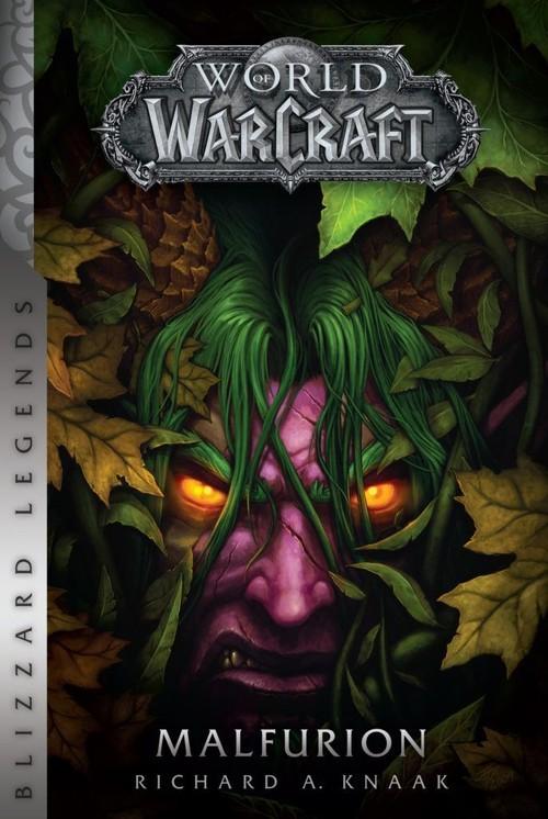 okładka World of Warcraft Malfurionksiążka |  | Richard A. Knaak