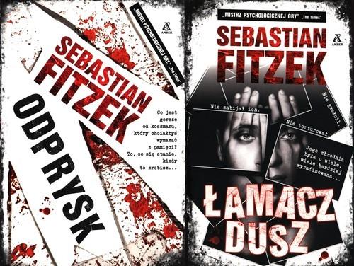 okładka Łamacz dusz / Odprysk Pakietksiążka      Sebastian Fitzek