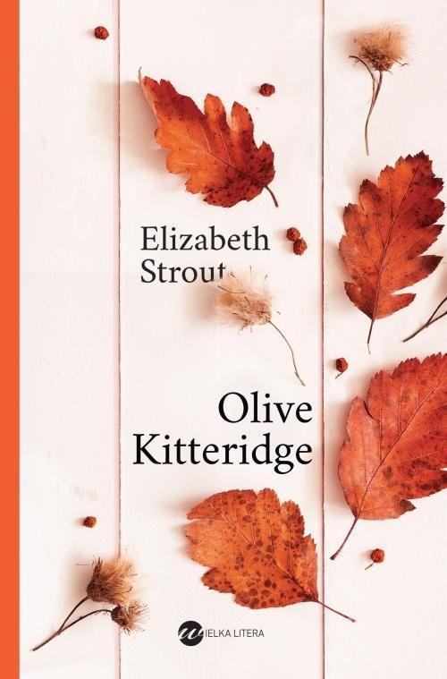 okładka Olive Kitteridge, Książka | Elizabeth Strout