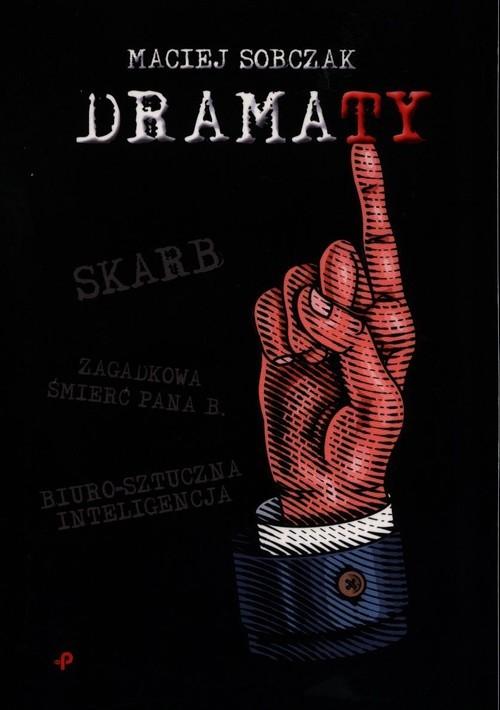 okładka Dramatyksiążka |  | Sobczak Maciej