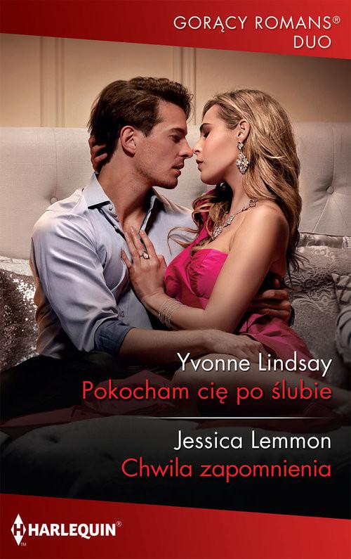 okładka Pokocham cię po ślubieksiążka      Yvonne Lindsay