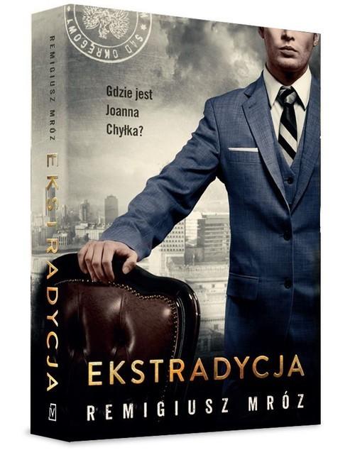 okładka Ekstradycjaksiążka |  | Remigiusz Mróz
