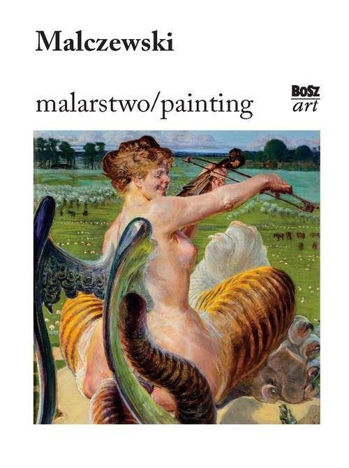 okładka Malczewski Malarstwo, Książka | Suchocka Dorota