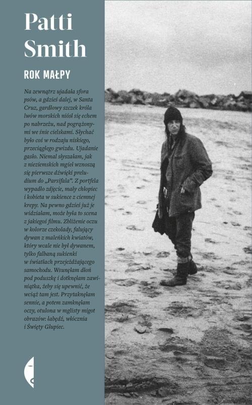 okładka Rok Małpyksiążka |  | Patti Smith