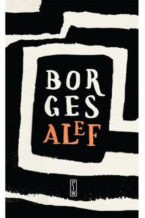 okładka Alefksiążka |  | Jorge Luis Borges