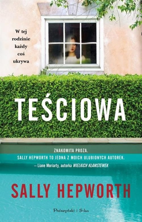 okładka Teściowaksiążka      Sally Hepworth