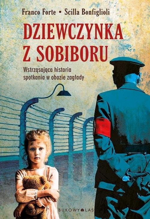 okładka Dziewczynka z Sobiboru, Książka | Forte Franco