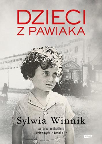 okładka Dzieci z Pawiakaksiążka      Sylwia Winnik