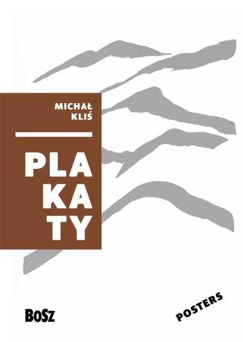 okładka Michał Kliś Plakaty, Książka |