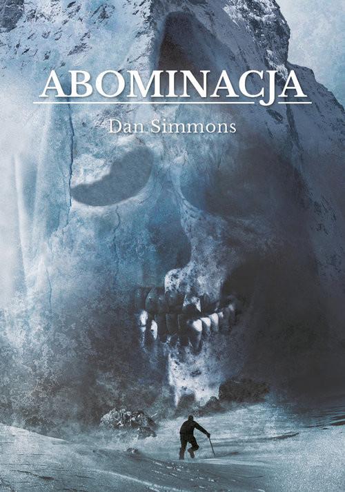 okładka Abominacja, Książka | Simmons Dan