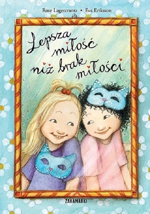 okładka Lepsza miłość niż brak miłości, Książka  
