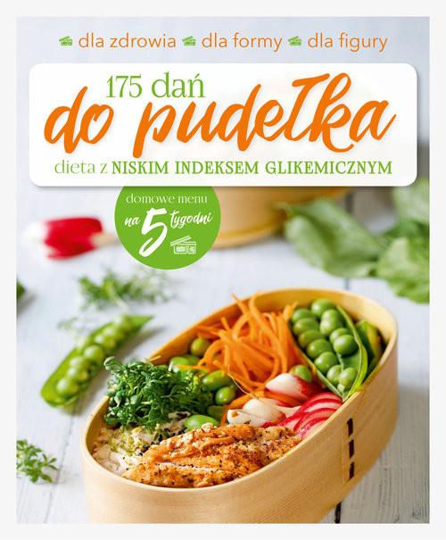 okładka 175 dań do pudełka Dieta z niskim indeksem glikemicznym, Książka | Zielewska Joanna
