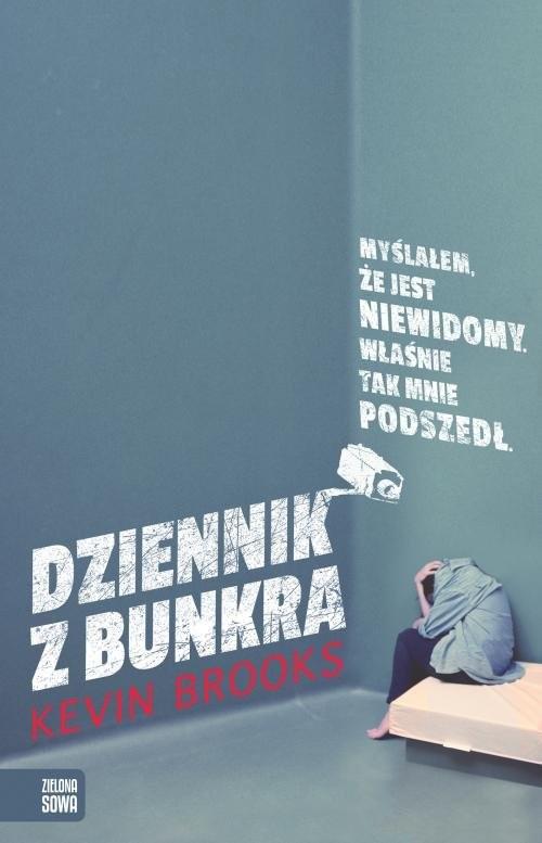 okładka Dziennik z bunkraksiążka |  | Brooks Kevin