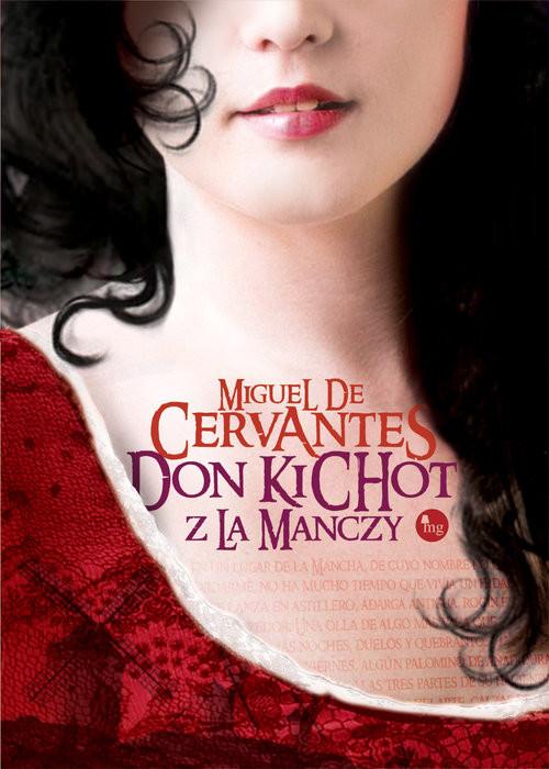 okładka Don Kichot z la Manchy, Książka | Miguel Cervantes