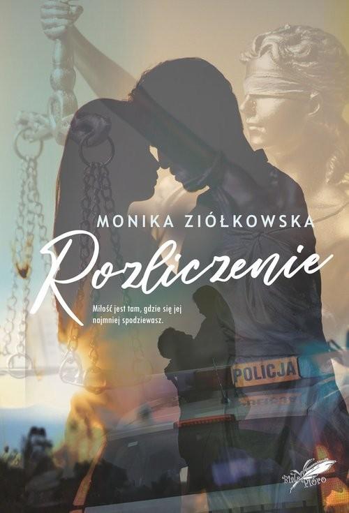 okładka Rozliczenie, Książka   Ziółkowska Monika