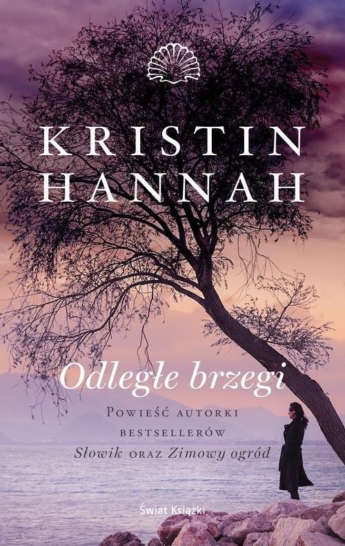 okładka Odległe brzegiksiążka      Hannah Kristin
