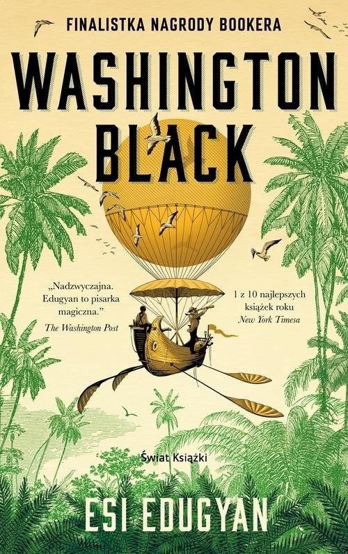 okładka Washington Blackksiążka |  | Edugyan Esi