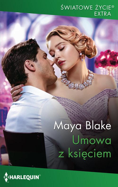 okładka Umowa z księciemksiążka |  | Maya Blake