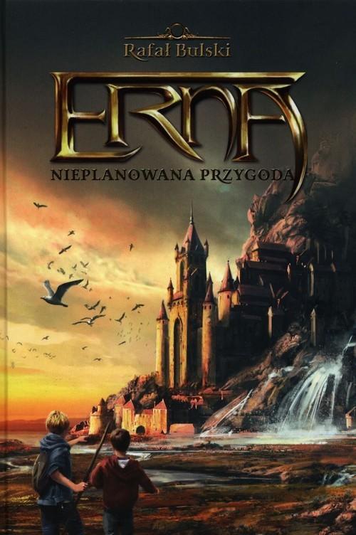 okładka Erna nieplanowana przygodaksiążka |  | Bulski Rafał