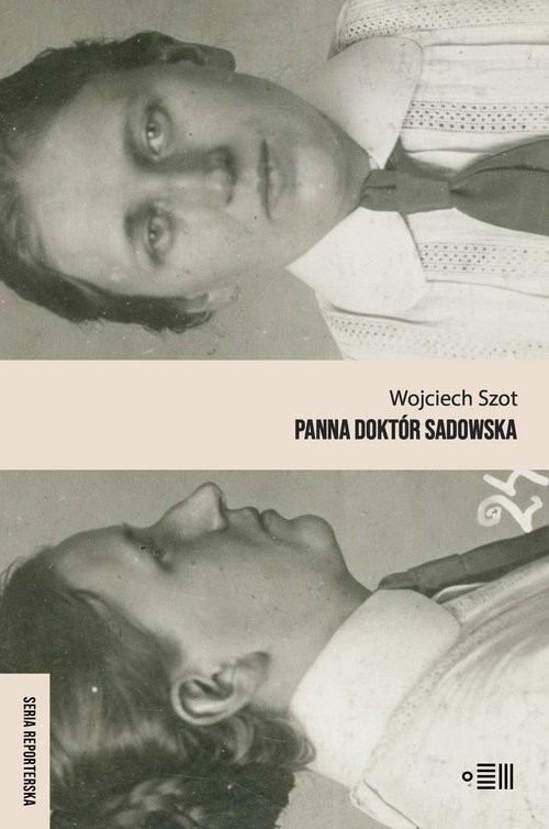 okładka Panna doktór Sadowska, Książka | Wojciech Szot