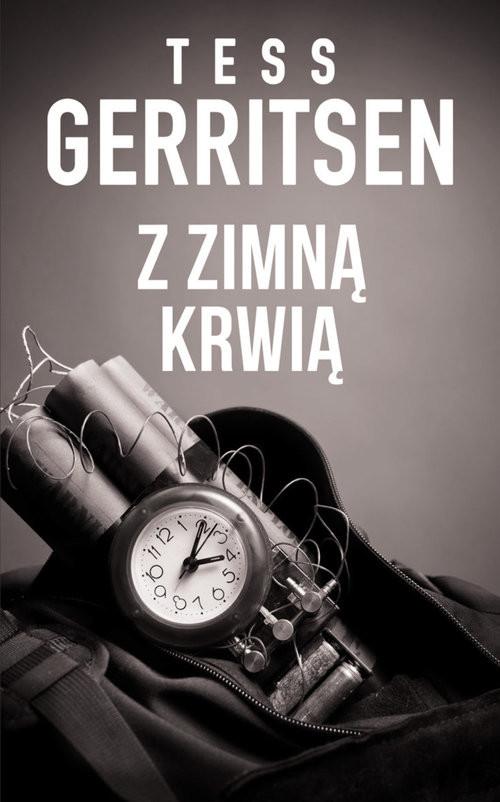 okładka Z zimną krwiąksiążka      Tess Gerritsen