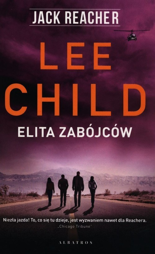 okładka Jack Reacher Elita zabójcówksiążka |  | Lee Child