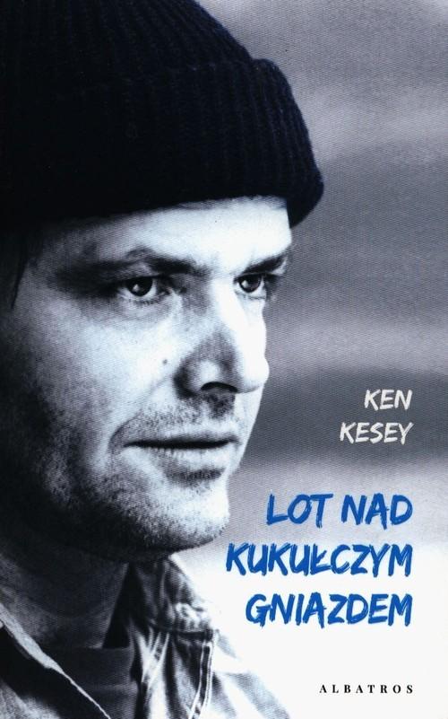 okładka Lot nad kukułczym gniazdemksiążka      Ken Kesey