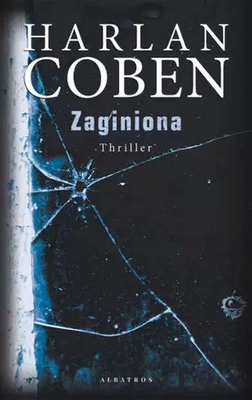 okładka Zaginionaksiążka      Harlan Coben