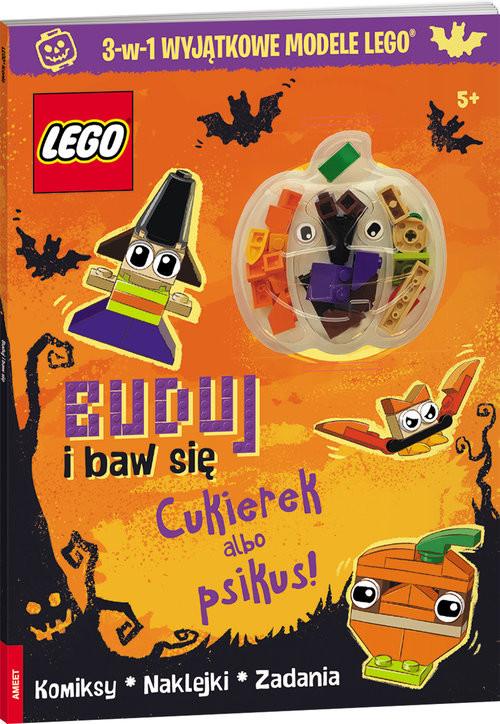 okładka Lego Iconic Buduj i baw się Cukierek albo psikus! BBA-6603książka |  | Opracowanie zbiorowe