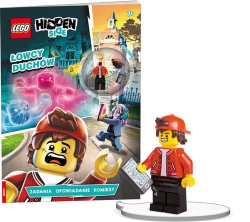 okładka Lego Hidden Side Łowcy duchów LNC-6550książka |  | Opracowanie zbiorowe