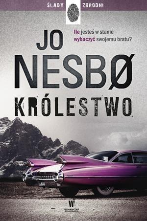 okładka Królestwo, Książka | Jo Nesbo