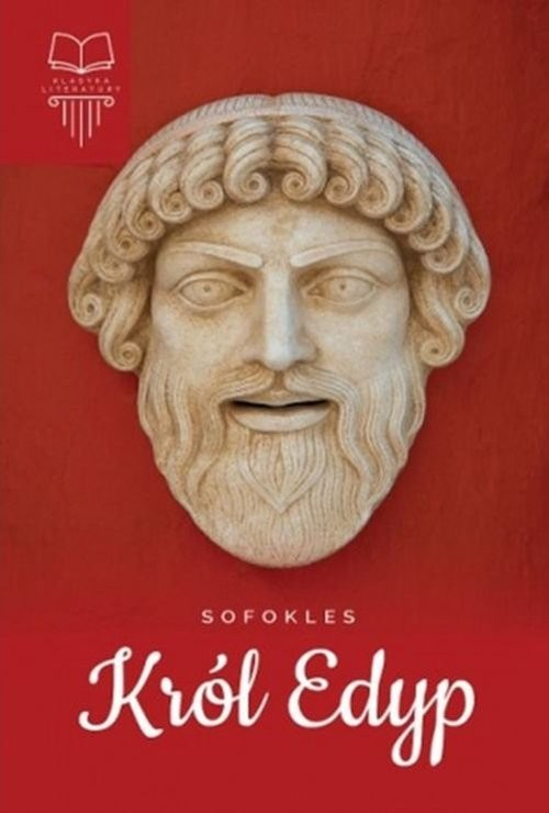 okładka Król Edyp. Lektura z opracowaniem, Książka   Sofokles
