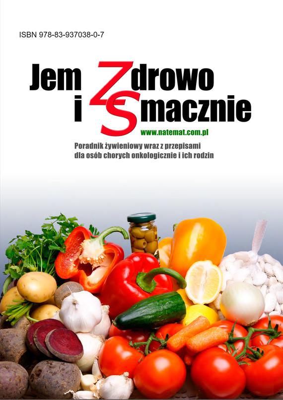 okładka Jem zdrowo i smacznieebook   pdf   Piotr Janczarek