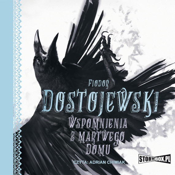 okładka Wspomnienia z martwego domuaudiobook | MP3 | Fiodor Dostojewski