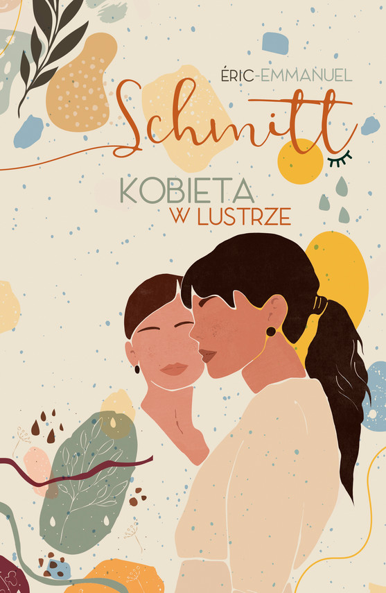 okładka Kobieta w lustrze [wydanie 2020], Ebook   Eric-Emmanuel Schmitt