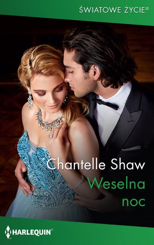 okładka Weselna nocebook | epub, mobi | Chantelle Shaw