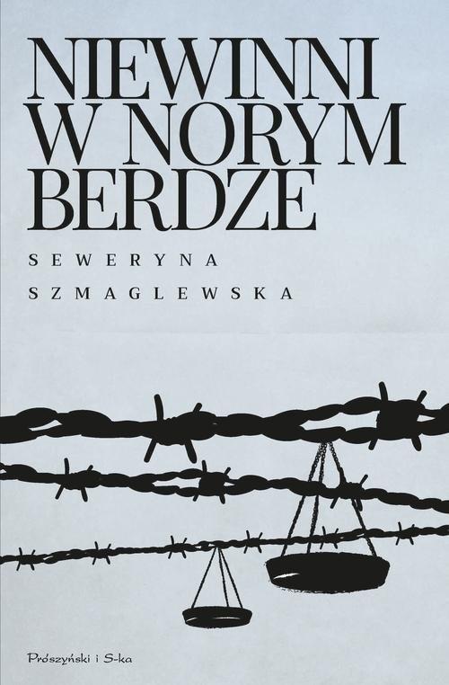 okładka Niewinni w Norymberdzeksiążka |  | Seweryna Szmaglewska