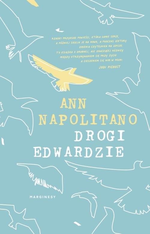 okładka Drogi Edwardzieksiążka      Napolitano Ann