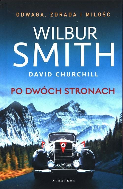 okładka Po dwóch stronach, Książka | Wilbur Smith, David Churchill