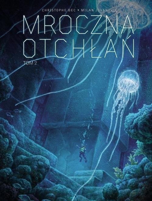 okładka Mroczna Otchłań Tom 2książka |  |