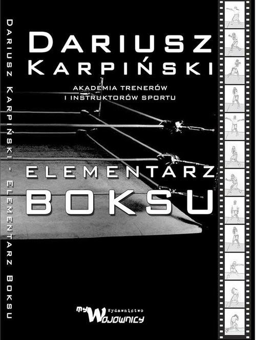 okładka Elementarz Boksuksiążka |  | Karpiński Dariusz
