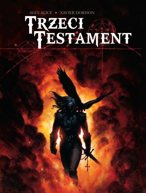 okładka Trzeci Testament Tom 2książka      Alex Alice, Xavier Dorison
