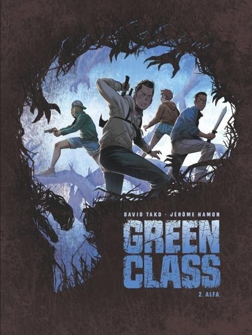 okładka Green Class Tom 2 Alfaksiążka |  |