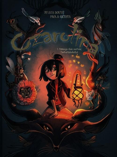 okładka Czarolina Tom 1 Pewnego dnia zostanę fantastykolożką!książka |  |