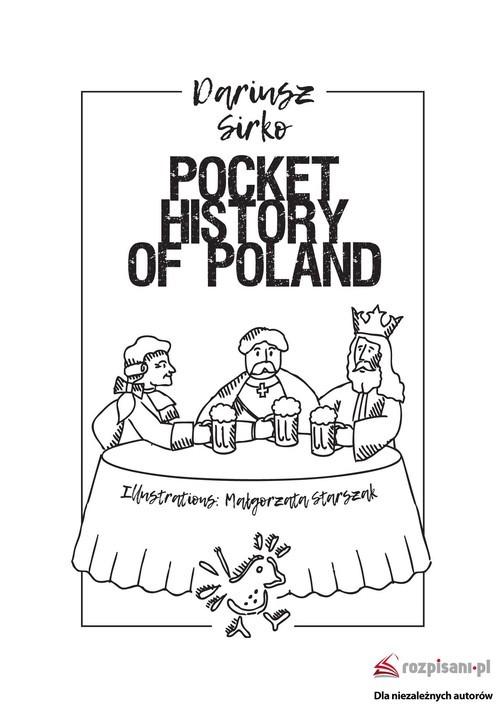 okładka Pocket History of Poland, Książka | Sirko Dariusz