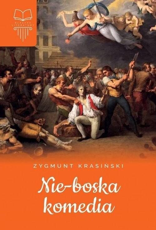 okładka Nie-boska komedia, Książka   Zygmunt Krasiński