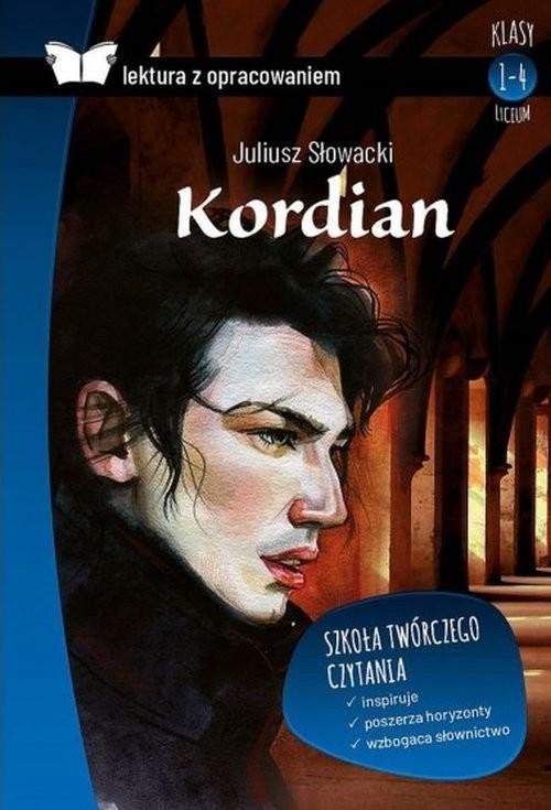 okładka Kordian Lektura z opracowaniem, Książka   Juliusz Słowacki