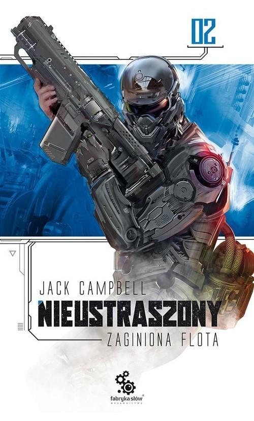 okładka Zaginiona flota 2 Nieustraszonyksiążka |  | Jack Campbell